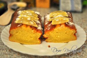 Готовим вкусный лимонный кекс в домашних условиях