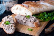 Паштет из сардины: простой рецепт