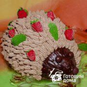 Торт «Ежик»