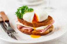 Крок мадам: секрет идеального завтрака