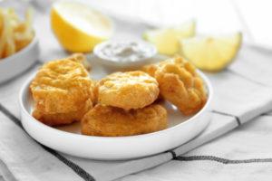 Рыбные наггетсы: просто и вкусно