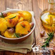 Идеальный запеченый картофель от Дж. Оливера