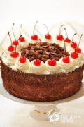 Шварцвальдский вишневый торт («Черный лес»)