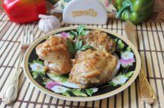 Курица в вине в духовке
