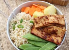 Тофу в соусе «Терияки»